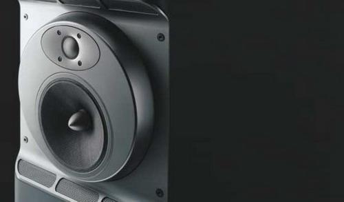 Акустическая система B&W CT 8 LR Black Painted: фото 2