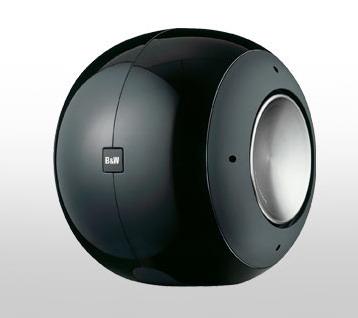 Сабвуфер B&W PV-1 black