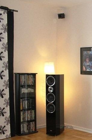 Акустическая система Monitor Audio Radius 45 Walnut: фото 2
