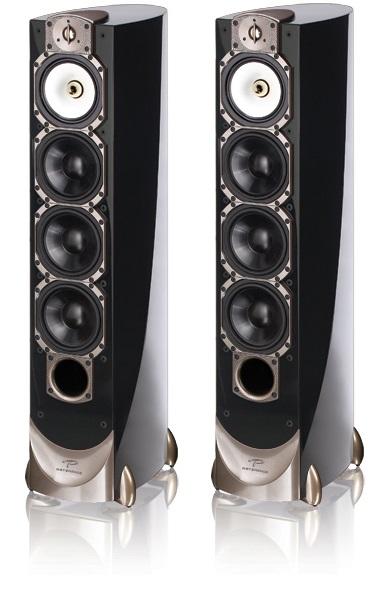Акустическая система Paradigm Studio 100 v.5 black high-gloss