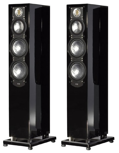 Акустическая система ELAC FS 249 hg black, hg white, cherry veneer, moha veneer, titan shadow пара
