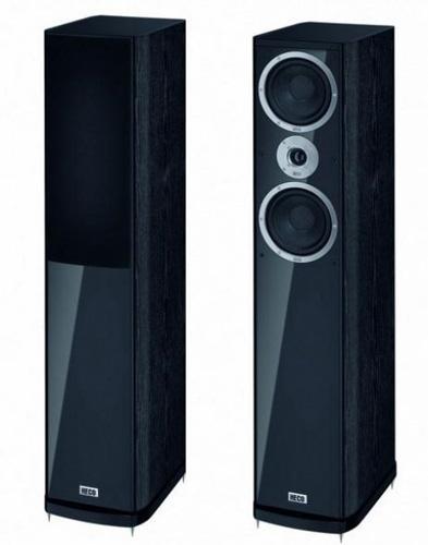 Акустическая система HECO Music Style 500 Piano Black/Ash Black