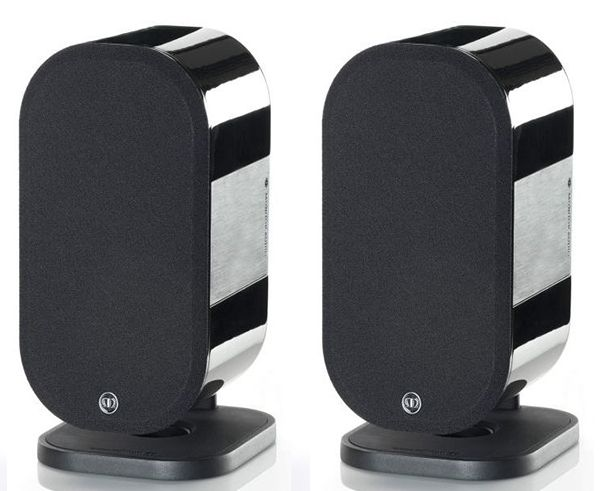 Акустическая система Monitor Audio Apex A10 Black Gloss: фото 2