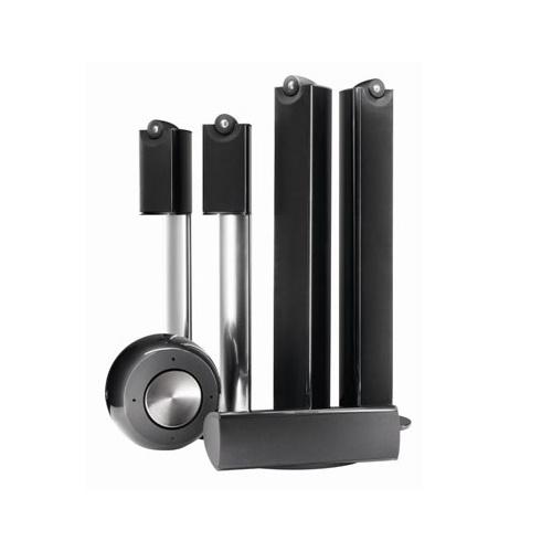 Акустическая система B&W XT C Brushed Aluminium: фото 3