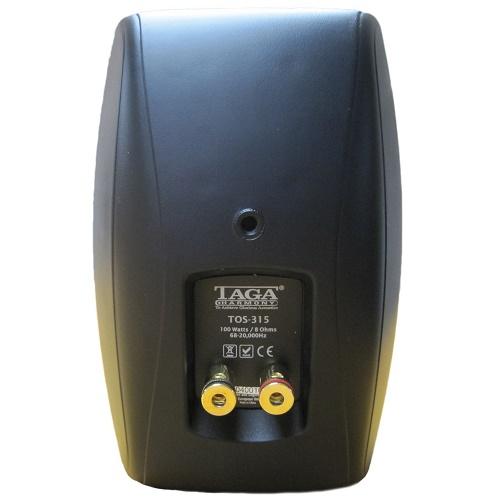 Акустическая система Taga Harmony TOS-315 Black: фото 4