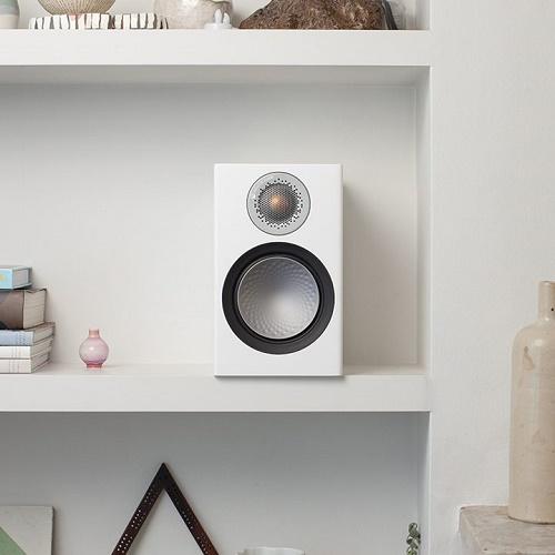 Акустическая система Monitor Audio Silver Series 50 Black Natural Oak: фото 2