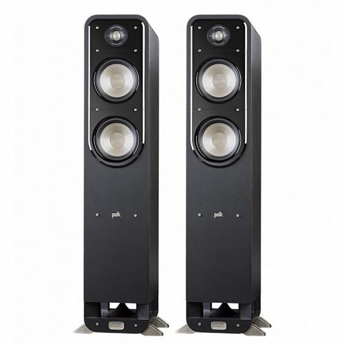 Акустическая система Polk Audio S55 Black: фото 2