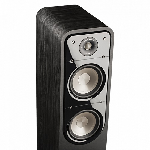 Акустическая система Polk Audio S55 Black: фото 4