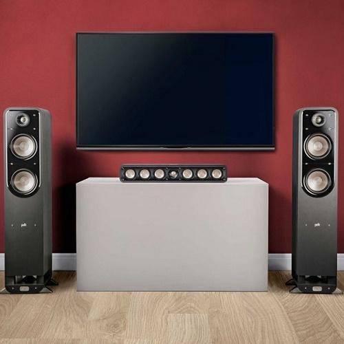 Акустическая система Polk Audio S55 Black: фото 6