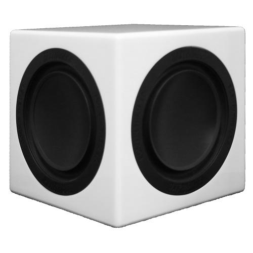 Сабвуфер Earthquake Sound MiniMe P63 White