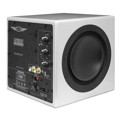 Сабвуфер Earthquake Sound MiniMe P63 White: фото 3