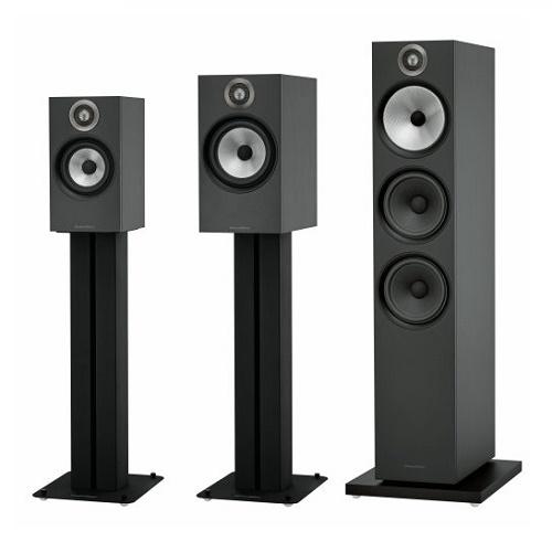 Акустическая система B&W 603 S3 Black: фото 2