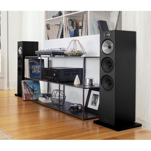 Акустическая система B&W 603 S3 Black: фото 3