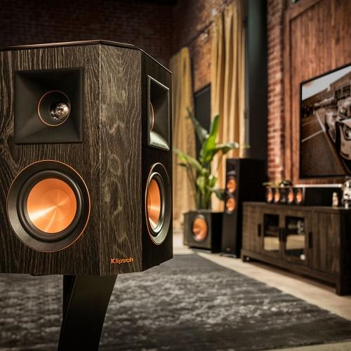 Акустическая система Klipsch Reference Premiere RP-402S Walnut Vinyl: фото 4