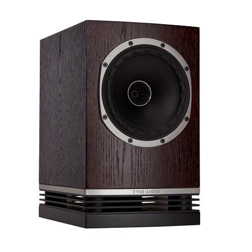 Акустическая система Fyne Audio F500 (темный дуб)