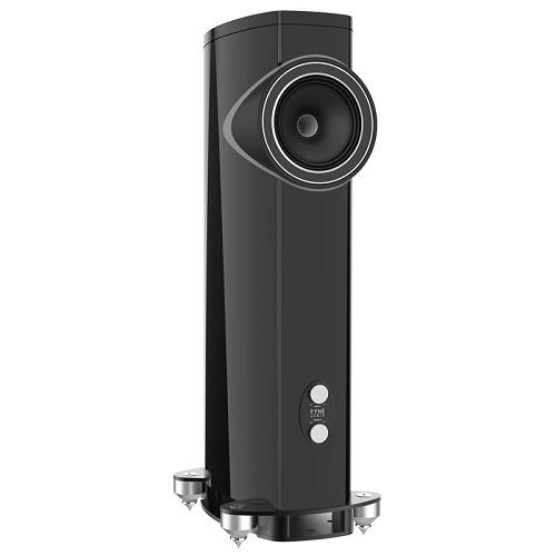 Акустическая система Fyne Audio F1-10 (черный рояльный лак)