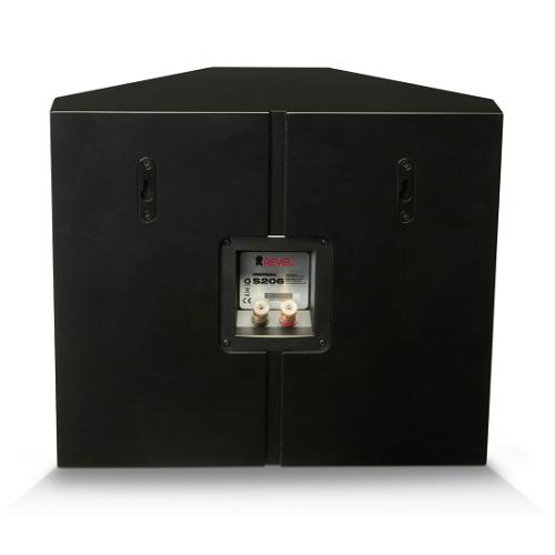Акустическая система Revel S206 (Matte Black): фото 5