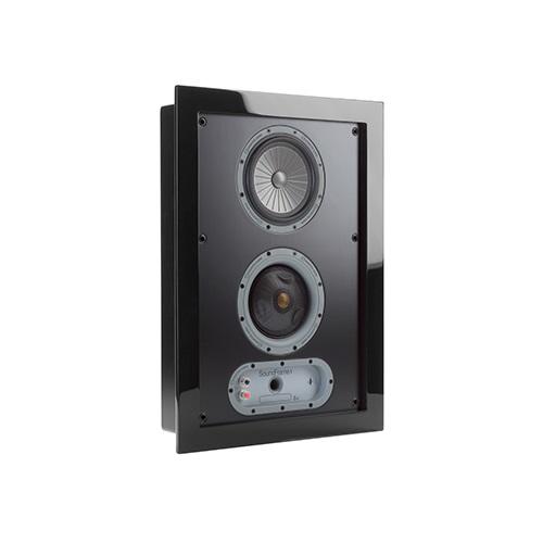 Акустическая система MONITOR AUDIO Soundframe 1 On Wall Black: фото 2