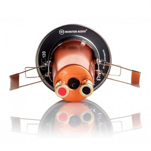Акустическая система MONITOR AUDIO CPC120 Brushed Steel: фото 4