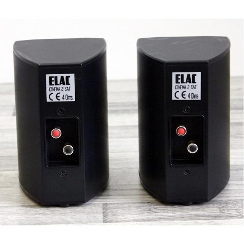 Акустическая система ELAC Cinema 2 SAT BL: фото 4