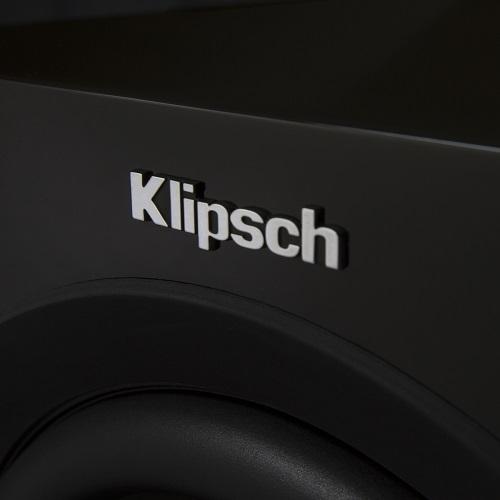 Сабвуфер Klipsch Reference C-310ASWi Black: фото 6