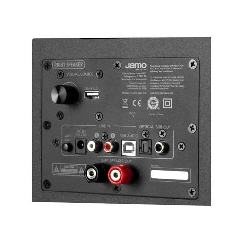 Акустическая система Jamo S 801 PM Black: фото 5