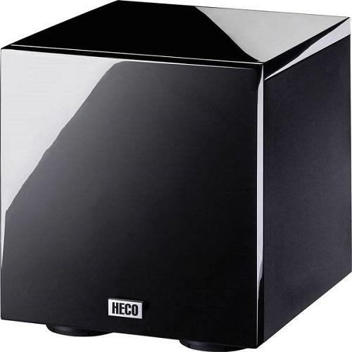 Сабвуфер HECO New Phalanx 202 A Piano Black: фото 2
