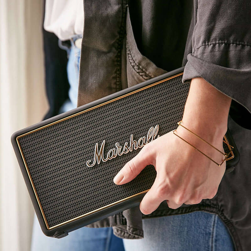 Marshall Stockwell Portable Bluetooth + Case